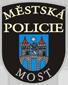 Znak Městské policie Most